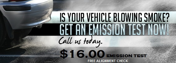 Emission Test Newnan GA